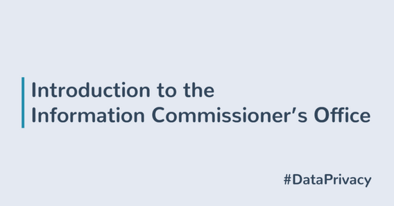 Blog Featured Image Introduction to the Information Commissioner's Office